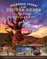 Inyo Backroad Tours Guide Cover