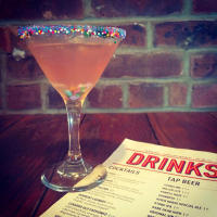 Cupcake Martini- Girls Out