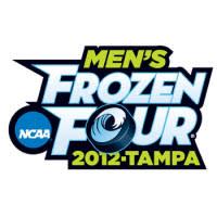 Frozen Four Hockey in Tampa Bay!