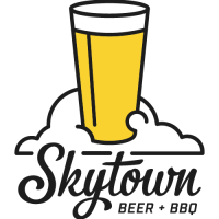 Skytown Beer + BBQ Logo