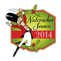 Nutcracker Season 2014 Logo