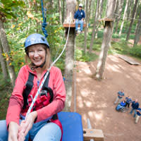 Spencer Butte Challenge Course