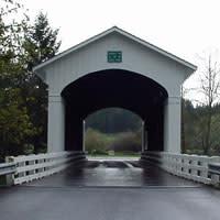 Earnest Covered Bridge By Debbie Williamson-Smith