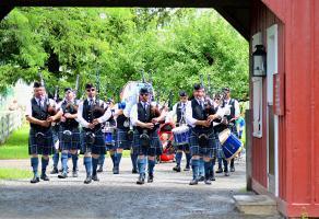 Celtic Faire at GCVM