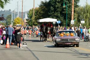 Harvest Festival in Fife, WA