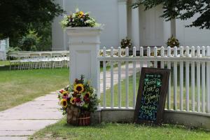 A wedding at GCVM