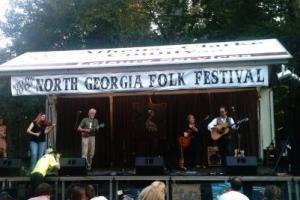 N. GA Folk Festival