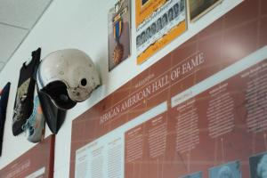 Charles Houston Recreation Center: Hall of Fame