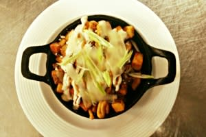 ox and stone poutine