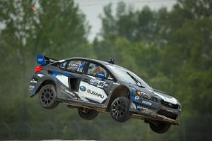 The Red Bull Global Rallycross brings a new level of excitement to Lucas Oil Raceway.