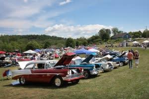 Ticonderoga Area Car Show 1