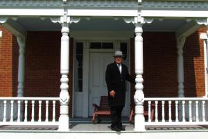 Mature Traveler - Grinter Place Historic Site