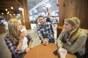 Drinking Craft at NYS Fair