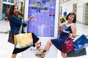 eastview-mall-victor-shopping-having-fun
