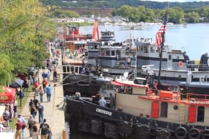 Waterford Tugboat Roundup