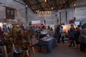 Basilica Farm & Flea Spring Market