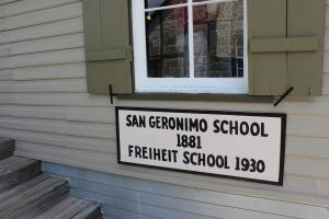 Conservation Plaza school signs
