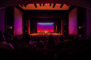 Miramar Cultural Center Theater View