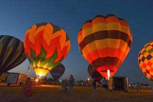 Columbus Hot Air Balloon Festival