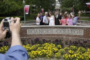 Roanoke College Graduation