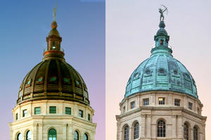 New Dome and Old Dome