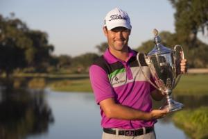 2014 McGladrey Classic Champion Robert Streb