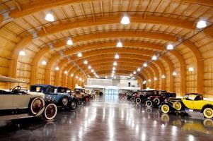 LeMay – America's Car Museum interior