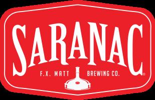 Saranac logo red