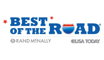 Best of the Road - Rand McNally - Best Food City