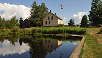 John Brown Farm State Historic Site - Photo by JRozell