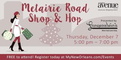 Metairie Road Shop & Hop
