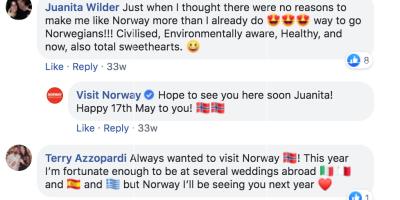 screenshot av kommentarfelt