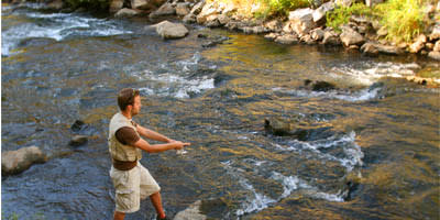 Fishing and Wildlife - Provo River
