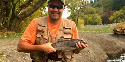Fishing and Wildlife - Caught Fish