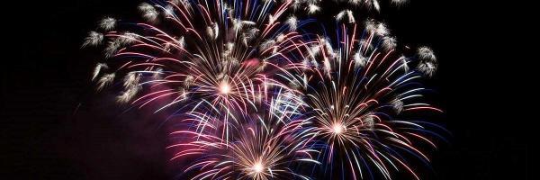 Gaspee Days Fireworks show