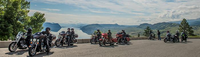 Ride in Kamloops this season!