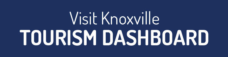 Visit Knoxville Tourism Dashboard