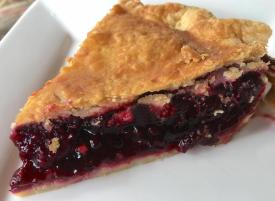 Moms Apple Pie Blueberry