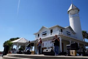 Brunswick Rockin' Stewbilee is held at Mary Ross Waterfront Park in Brunswick, Georgia