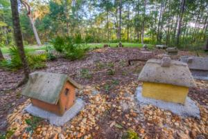 Fairy Village at Frederica Park