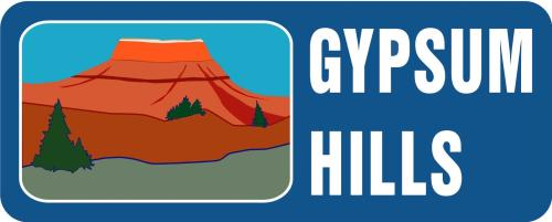 Gypsum Hills Logo