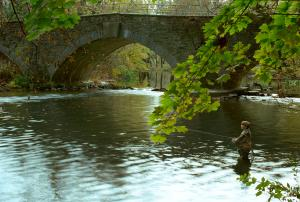 Fishing on the Yellow Breeches