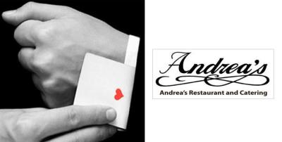 Andrea's Magic Show