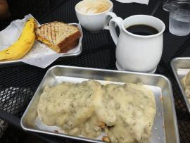 Third Space breakfast