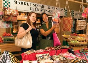 Roanoke Market Shopping