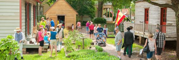 Historic Pensacola Village open house