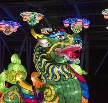 Dragon Lights - Columbus Illuminates The Holiday Season