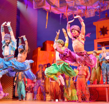 "Broadway in Columbus: Disney's ""Aladdin"""