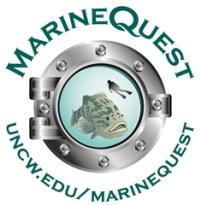 UNCW MarineQuest logo
