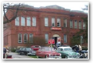 Merrillville-Ross-Township-Museum